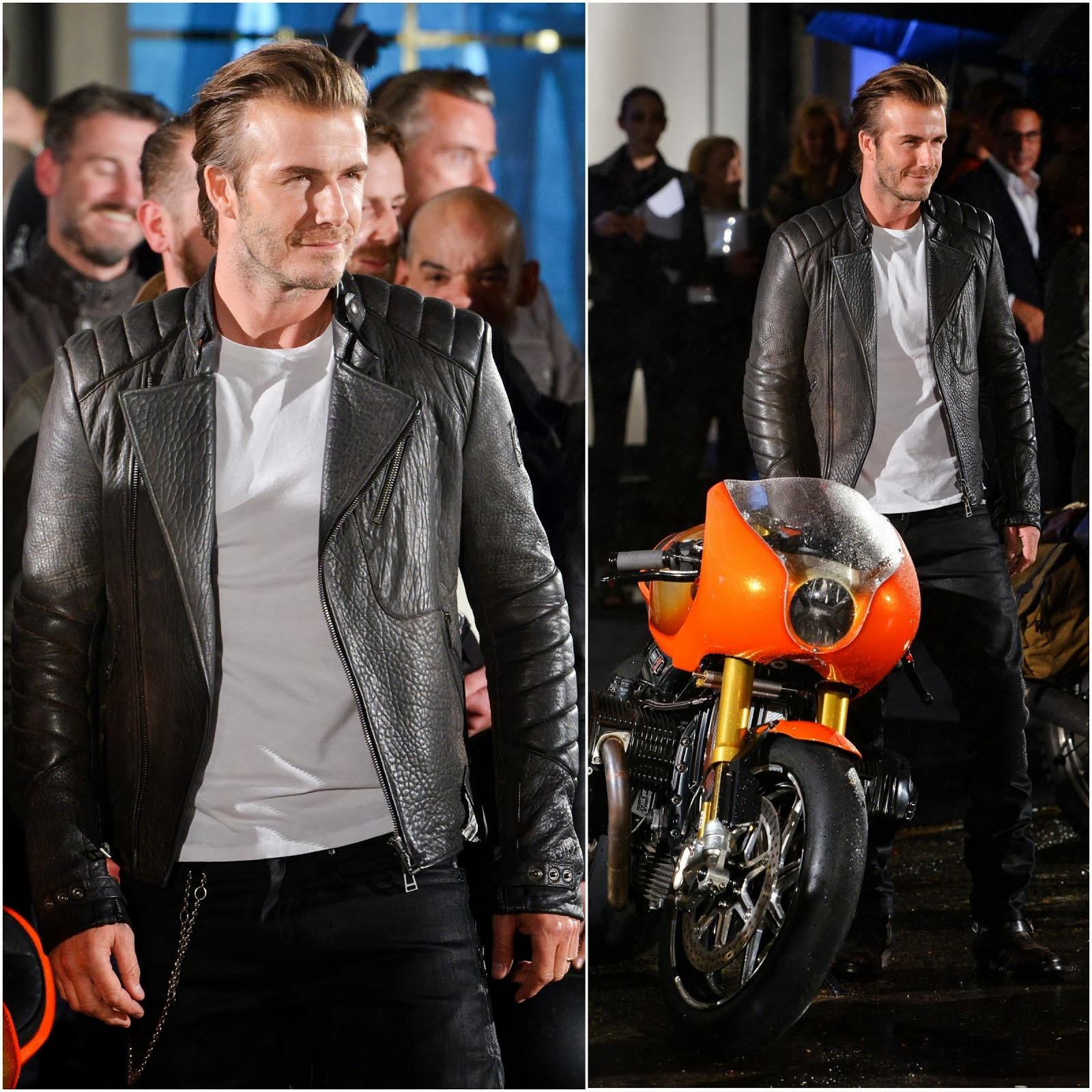What39s He Wearing September 2013 Intended For David Beckham Is Named As Face Of Luxury British Label Belstaff David Beckham Is Named As Face Of Luxury British Label Belstaff