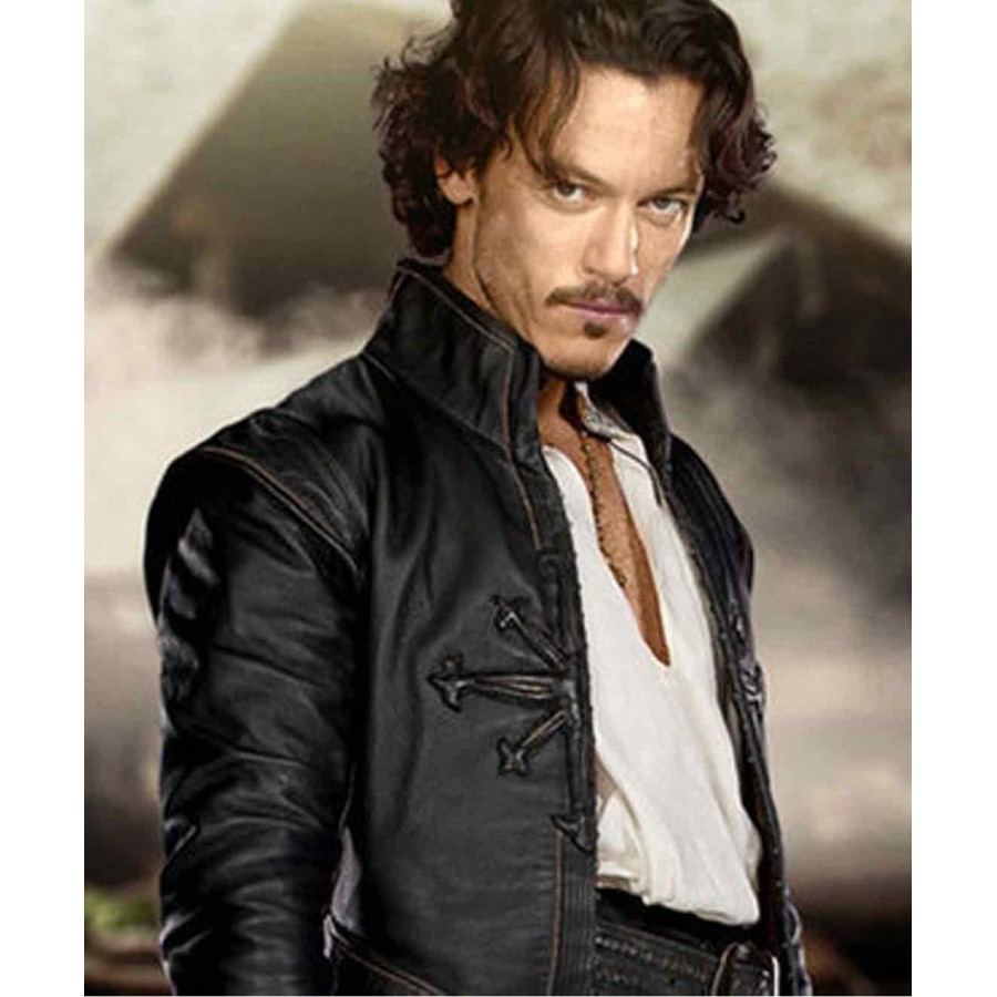 Dracula Untold Jacket Luke Evans Leather Jacket Throughout Leather Jackets Actor Desain Jaket Kulit Keren Jakarta